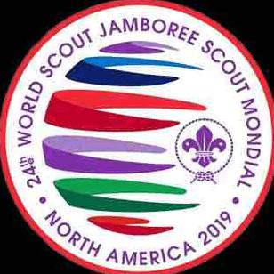World Scout Jamboree USA 2019 - Monty And Gwenny