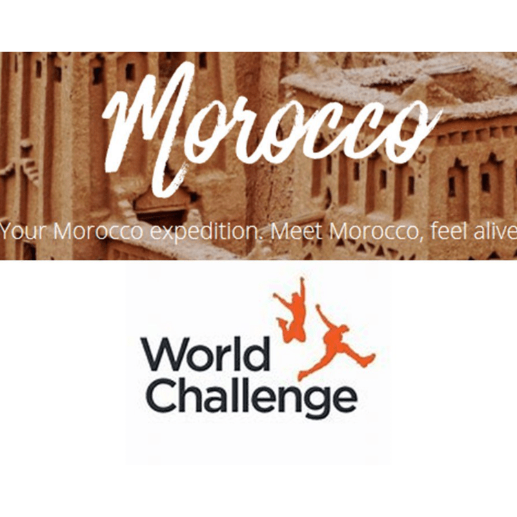 World Challenge Morocco 2020 - Calvin Georgescu-Spiers