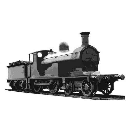 New Build Locomotive Scotland