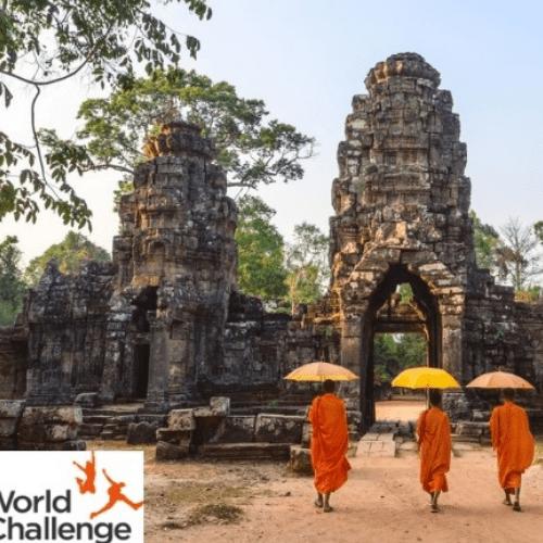 World Challenge Cambodia 2019 - Lilly Newey