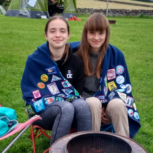 World Challenge Iceland 2022 - Abbie & Jenny Walker