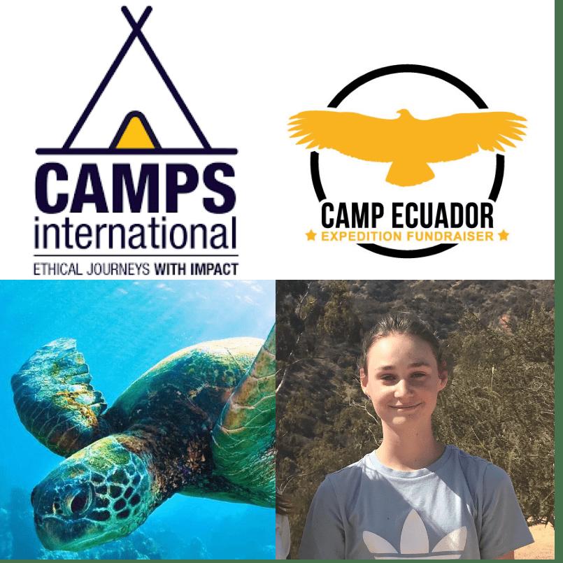 Camps International Ecuador 2020 - Libby Thrower