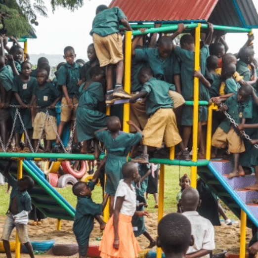 East African Playgrounds Uganda 2019 - Evie Anderson