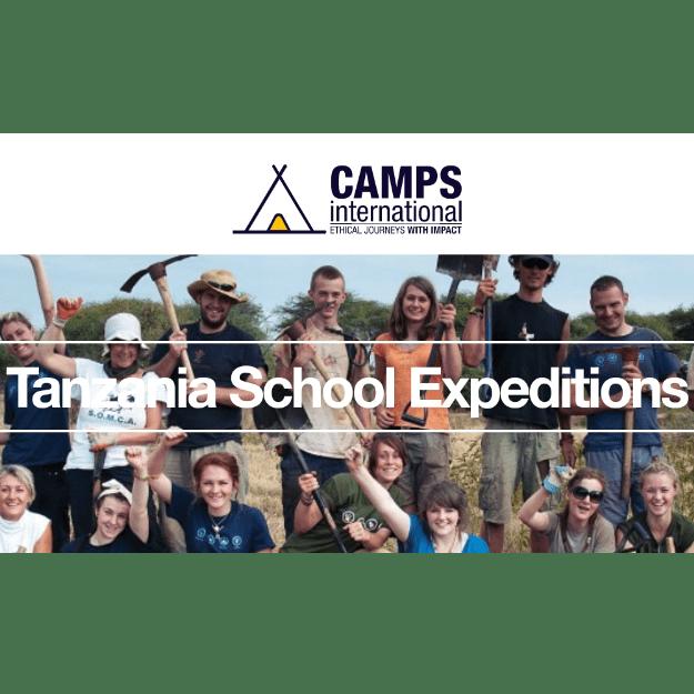 Camps International Tanzania 2019 - Ben McGregor
