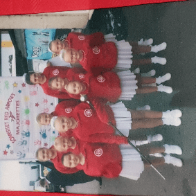 Somerset Red Arrow Majorettes