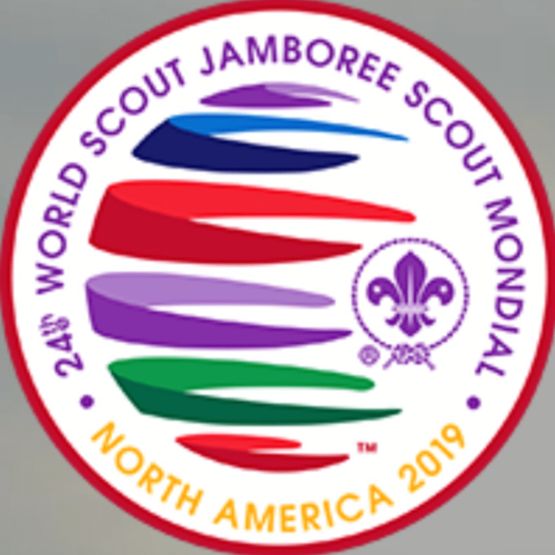 World Scout Jamboree USA 2019 - Sam Thornton