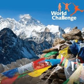 World Challenge Nepal 2019 - Callum Copping