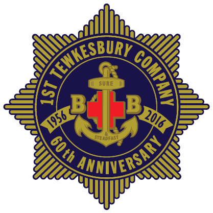 1st Tewkesbury Boys Brigade