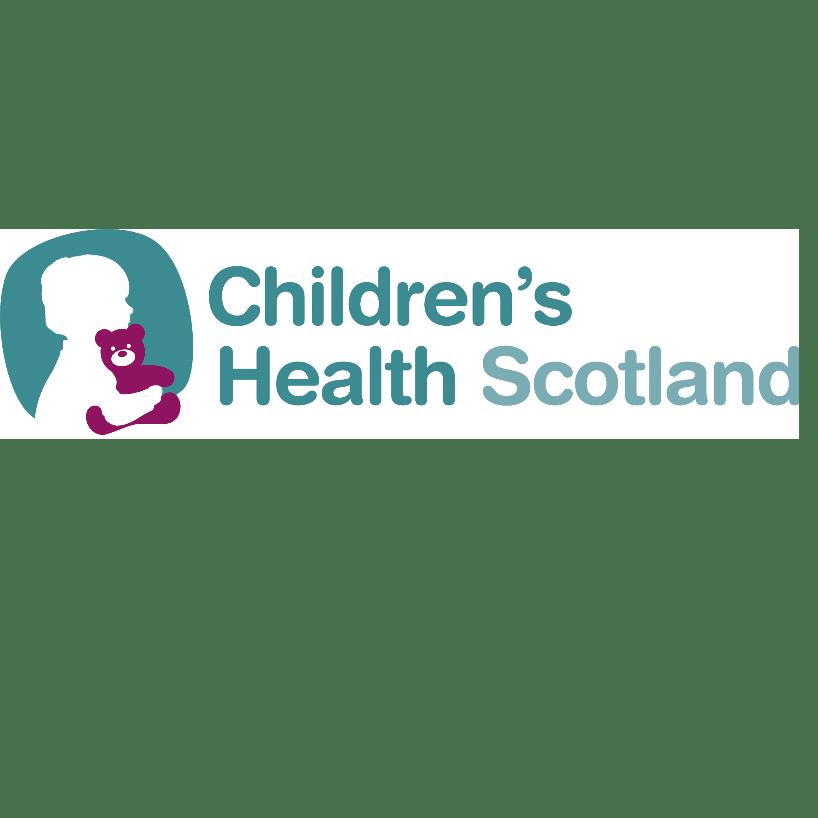 Children's Health Scotland cause logo