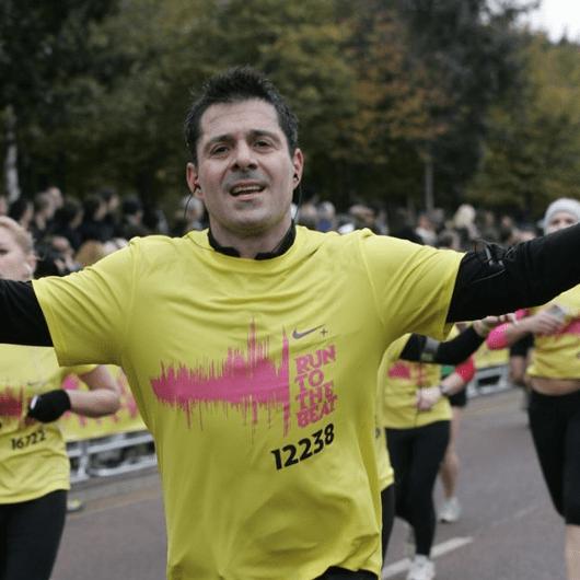 London Marathon 2020 in aid of Royal Osteoporosis Society - Jorge Santos