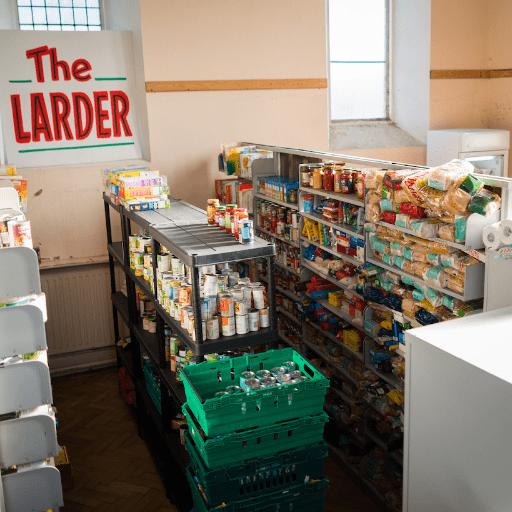 The Larder East Belfast