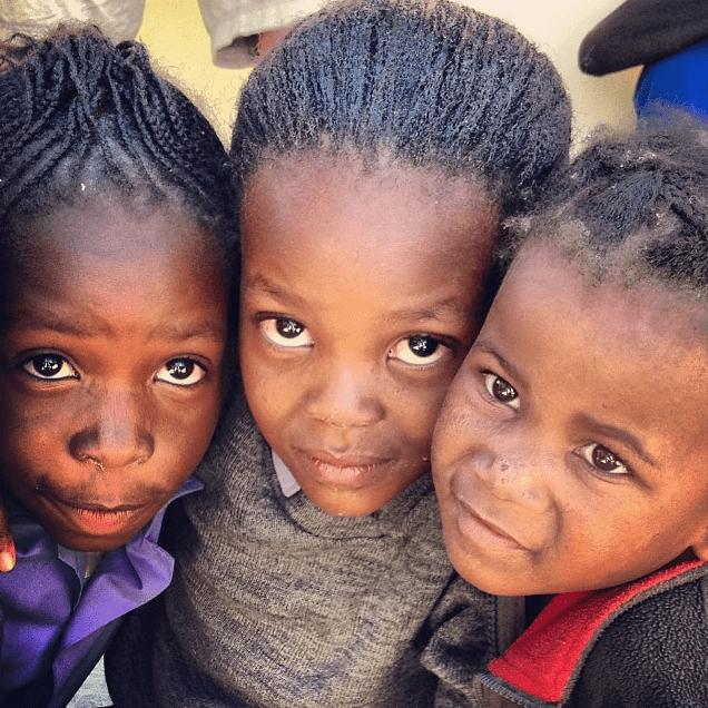 World Challenge Namibia  2019 - Annabel Simpson
