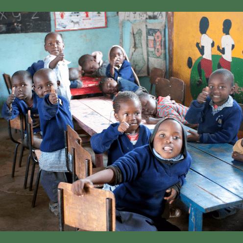 Volunteer Work  Kenya 2017 - Martin Lilley