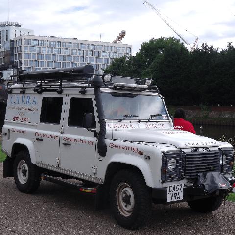 Civil Aid Voluntary Rescue Association (CAVRA)