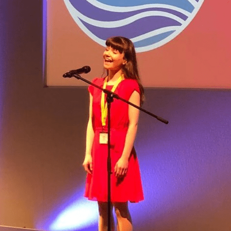 National Youth Choir of Great Britain 2020 - Alice Martin