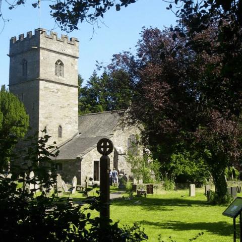 St Teilo's Church, Llantilio Pertholey