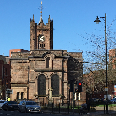 Sacred Trinity Church - Salford