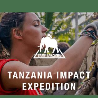 Camps International Tanzania 2021 - William Underhill