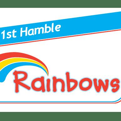 1st Hamble Rainbows