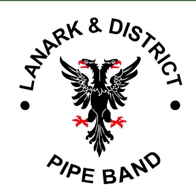 Lanark & District Pipe Band