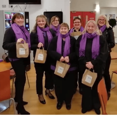Leuchars Military Wives Choir