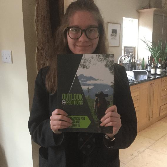 Outlook Expeditions Borneo 2021 - Harriet Gavin