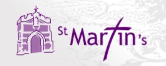 St Martin's Church - Ruislip