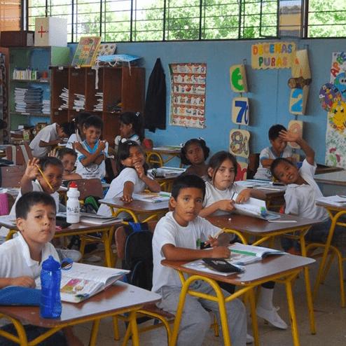 Camps International  Ecuador, Borneo  Cambodia 2018 - Eve Storey