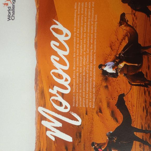 World Challenge Morocco 2018 - Alex Taylor