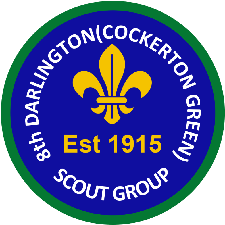 8th Darlington (Cockerton Green) Scout Group