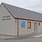 Helmsdale Free Church cause logo