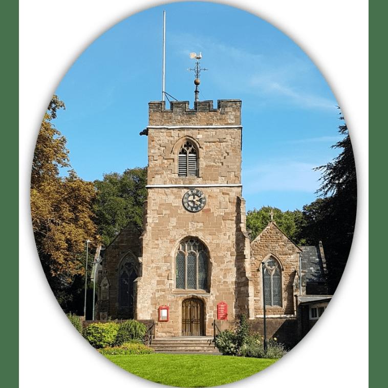 St. Peter's Church - Harborne