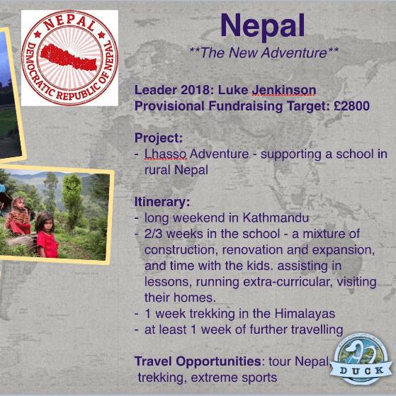 Mother and Child Art Foundation Nepal 2018 - Emma Leighton