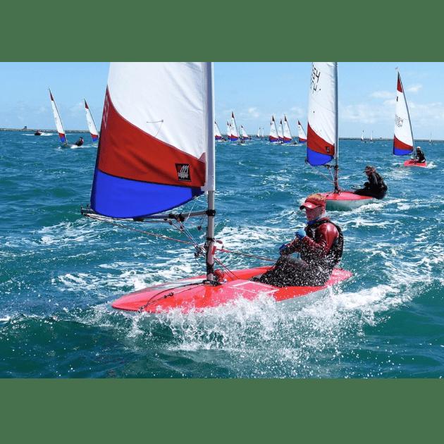Sailing Fund - Lou Boorman