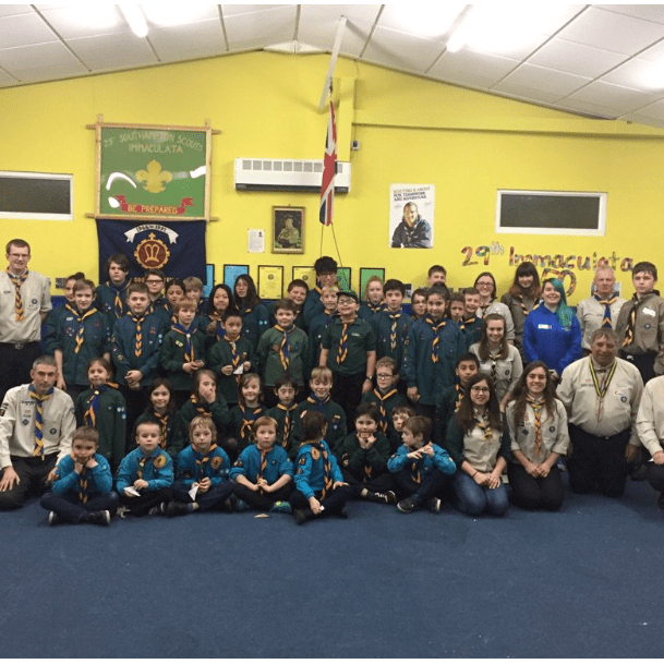 29th Immaculata Scout Group