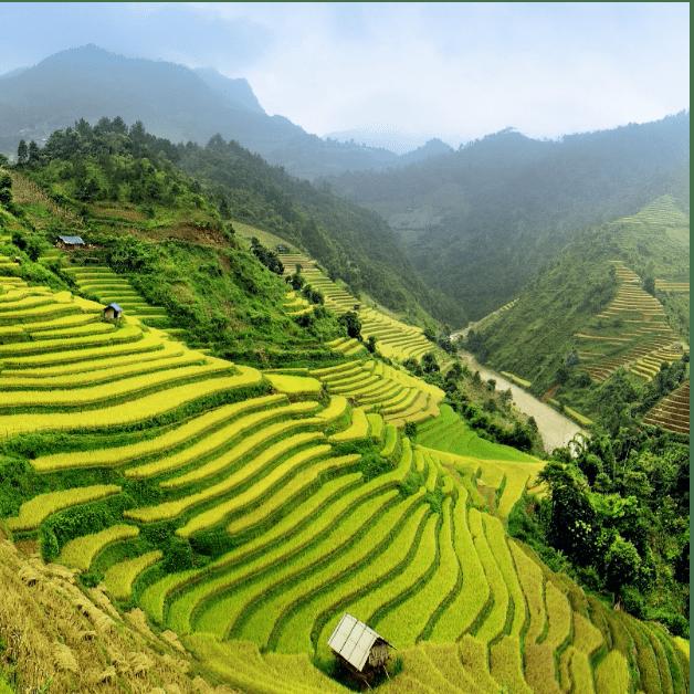 World Challenge Yunnan Overland 2018 - Daniel Froggatt