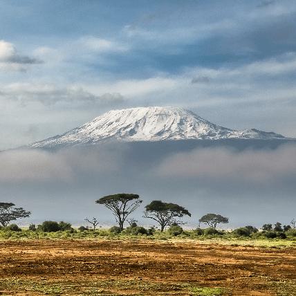Dig Deep Kilimanjaro 2020 - Annie Edginton