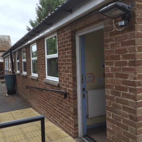 Boxgrove School Hall Extension - Chichester