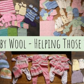 United by Wool - helping those in need