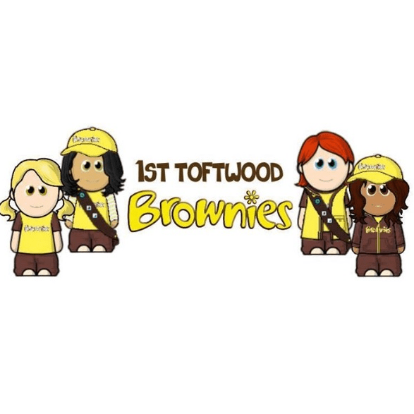 1st Toftwood Brownies