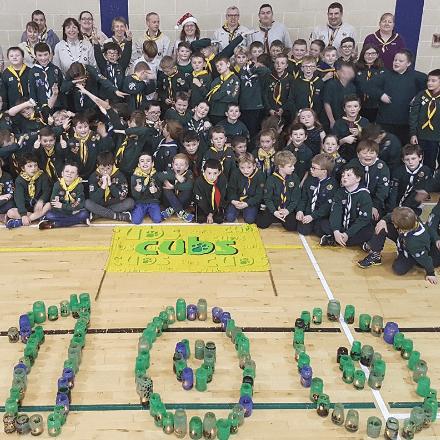 7th Ballymena Scout Group (All Saints)