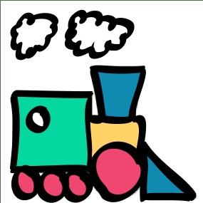 Udny Station Playgroup cause logo