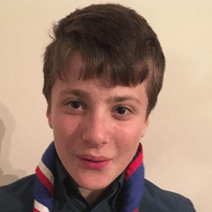 World Scout Jamboree West Virginia 2019 - William Gardiner