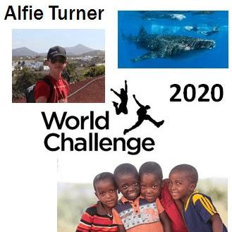 World Challenge 2020 Swaziland - Alfie Turner
