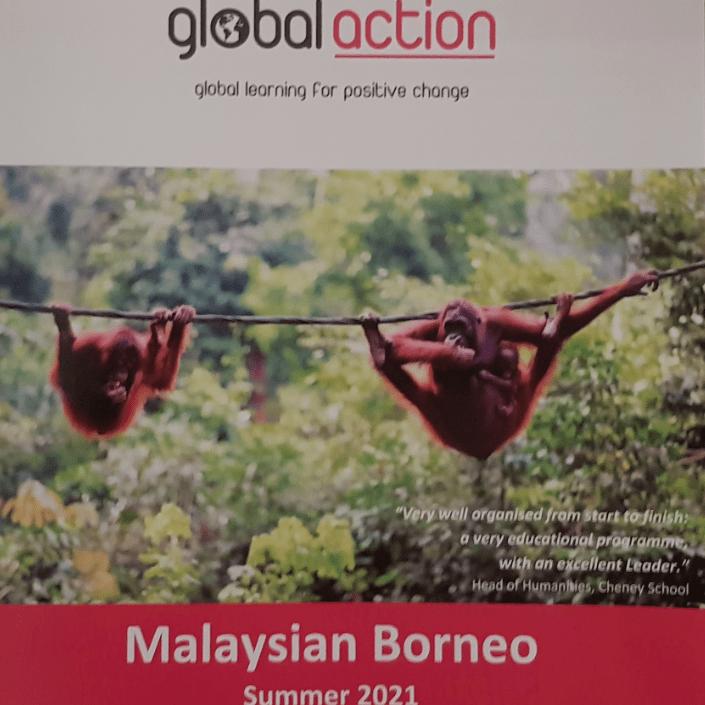 Global Action Borneo 2021 - Oscar Revans