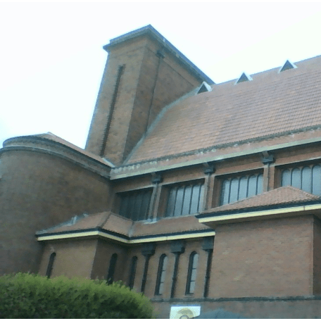 St Columba RC Church Glasgow