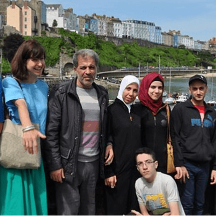Whitechapel Welcomes Refugees