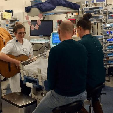 Music Therapy in NICU - Ipswich
