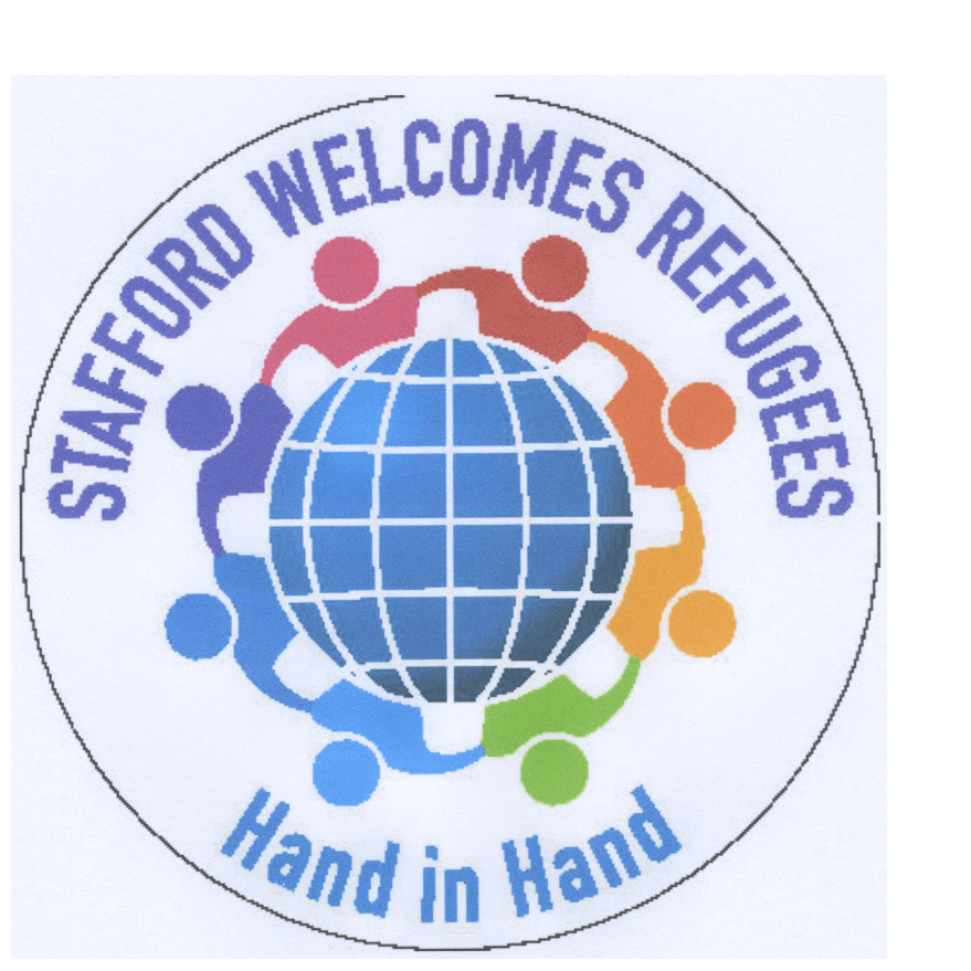 Stafford Welcomes Refugees