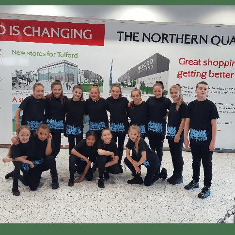 Entourage Street Dance Crew
